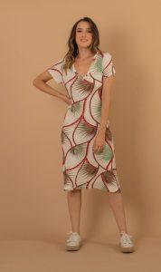 Vestido Canelado Lais Ref.: 78508
