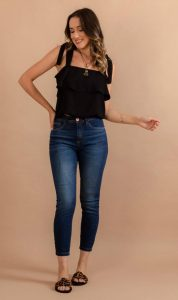 Blusa Viscose Lorena Ref.: 78573