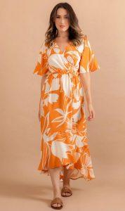 Vestido Viscose Antônia Ref.: 78552