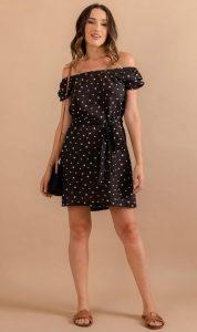 Vestido Viscose Carolina Ref.: 78564