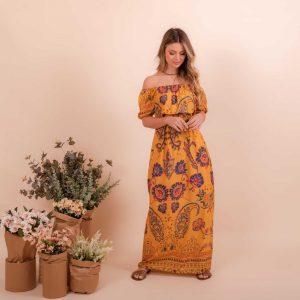 Vestido Viscose Talita Ref.: 78642