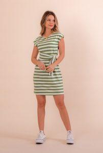 Vestido canelado Beatriz Ref.: 78689